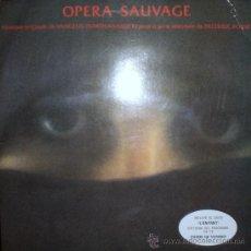 Discos de vinilo: VANGELIS PAPATHANASSIOU : OPERA SAUVAGE (LP, POLYDOR, 1980). Lote 39267770