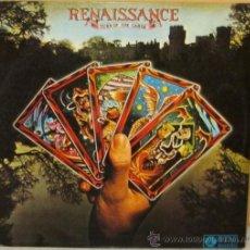 Discos de vinilo: RENAISSANCE - TURN OF THE CARDS R C A - 1974 - PROMOCIONAL. Lote 39297793