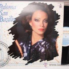 Discos de vinilo: PALOMA SAN BASILIO - DAMA - HISPAVOX - 1984 - FABRICADO EN ESPAÑA - 2 LP´S. Lote 39277578