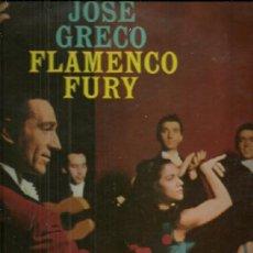 Discos de vinilo: JOSE GRECO (BAILE) LP SELLO MGM EDITADO EN INGLATERRA. Lote 39284147