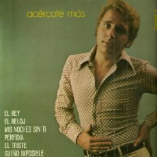 Discos de vinilo: JAIME MOREY LP SELLO OLYMPO AÑO 1976 EDITADO EN ESPAÑA. Lote 39284318