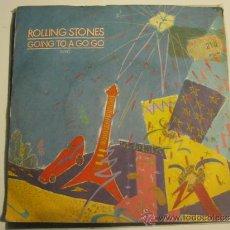 Discos de vinilo: ROLLING STONES - GOING TO A GO GO - SPAIN. Lote 39285925