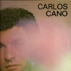 Discos de vinilo: CARLOS CANO LP SELLO CBS AÑO 1987 EDITADO EN ESPAÑA. Lote 39287728