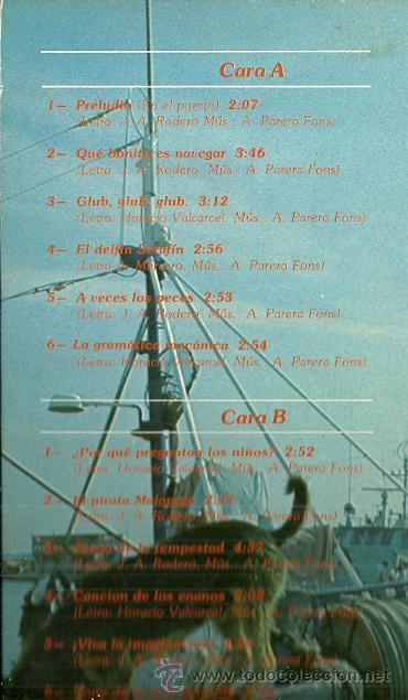 Discos de vinilo: ANTONIO FERRANDIZ (CHANQUETE, VERANO AZUL) LP SELLO ZAFIRO AÑO 1982 EDITADO EN ESPAÑA - Foto 2 - 39287756