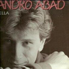 Discos de vinilo: ALEJANDRO ABAD LP SELLO HORUS EUROVISION ´94 EDITADO EN ESPAÑA. Lote 39287772