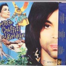 Discos de vinilo: PRINCE AND THE NPG -GRAFFITI BRIDGE - WARNER - 1990 - FABRICADO EN ESPAÑA - 2 LP´S - ENCARTE/LETRAS. Lote 39291084