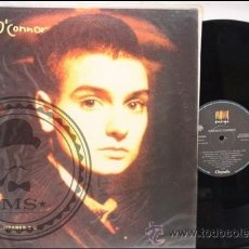 Discos de vinilo: SINEAD O´CONOR - NOTHING CONPARES 2 U - EMI ODEON - 1990 - FABRICADO EN ESPAÑA. Lote 39294334