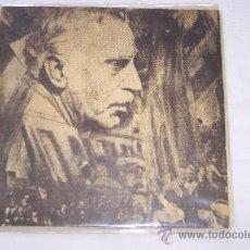 Discos de vinilo: REPUBLICA CATALANA EP DOCUM. 14.4.1931 PROCLAMACION REPUBLICA-DISCO PROHIBIDO 60´S -EDI.FRANCIA.RARO. Lote 189507592