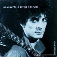 Discos de vinilo: ELECTRICA DHARMA - HOMENATGE A ESTEVE FORTUNY - (PDI-1987) PROGRESIVO LP + INSERT. Lote 39298233