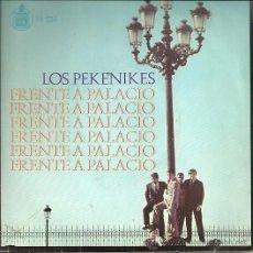 Discos de vinilo: PEKENIQUES SINGLE SELLO HISPAVOX AÑO 1966. Lote 39306839