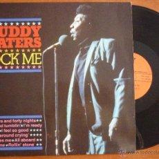 Discos de vinilo: LP -MUDDY WATERS- 'ROCK ME' - (CLEO, HOLANDA) -BLUES DEL BUENO !!. Lote 39308309