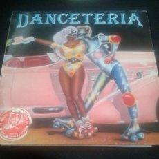 Discos de vinilo: DANCETERIA.MIXED BY FABER CUCCHETTI. Lote 39313498