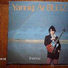 Discos de vinilo: YANNIC AR BLEIZ - IRWENA . Lote 39329217