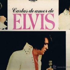 Discos de vinilo: ELVIS PRESLEY - CARTAS DE AMOR - FOTO ADICIONAL. Lote 174123620