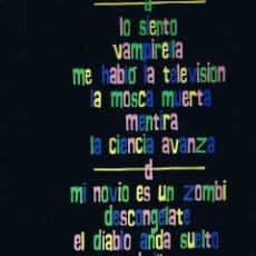 Discos de vinilo: ALASKA Y DINARAMA - FAN FATAL - OBSEQUIO LP QUIERO SER SANTA - ECTOPLASMATIC. Lote 39364568
