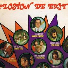 Discos de vinilo: EXPLOSION DE EXITOS 1974 - FOTO ADICIONAL. Lote 39364676