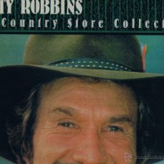 Discos de vinilo: MARTY ROBBINS - THE COUNTRY STORE COLLECTION - FOTO ADICIONAL. Lote 39328078