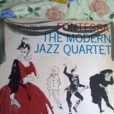Discos de vinilo: FONTESSA THE MODERN JAZZ QUARTET. C5V. Lote 39329412