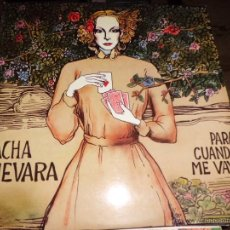 Disques de vinyle: NACHA GUEVARA -PARA CUANDO ME VAYA 1978. Lote 39331022