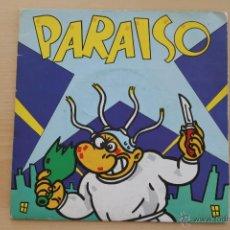 Discos de vinilo: PARAISO - MAKOKI - ORIGINAL NUEVOS MEDIOS. Lote 39342596
