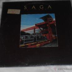 Discos de vinilo: SAGA - IN TRANSIT - MADE IN GERMANY 1987 - LP. Lote 39652872