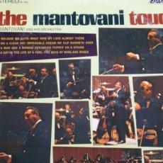 Discos de vinilo: MANTOVANI,THE MANTOVANI TOUCH EDICION USA. Lote 39336316