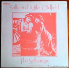 Discos de vinilo: SALLY AND MIKE OLDFIELD - THE SALLYANGIE, CHILDREN OF THE SUN - LP EDICIÓN ESPAÑOLA, AÑO 1979. Lote 39343341