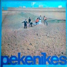 Discos de vinilo: LOS PEKENIKES - LP ESPAÑOL 1966. Lote 39343888