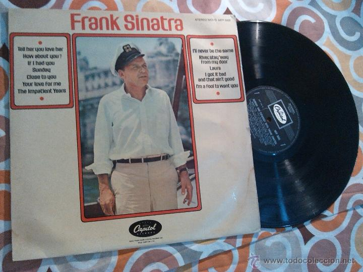 FRANK SINATRA - SUNDAY AND EVERYDAY WITH FRANK SINATRA (LP, COMP) SPAIN (Música - Discos - LP Vinilo - Jazz, Jazz-Rock, Blues y R&B)