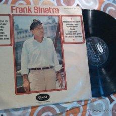 Discos de vinilo: FRANK SINATRA - SUNDAY AND EVERYDAY WITH FRANK SINATRA (LP, COMP) SPAIN . Lote 39344591