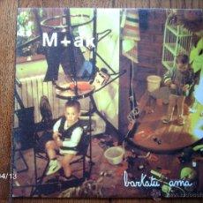 Discos de vinilo: M-AK (KAKI ARKARAZO EX NEGU GORRIAK ) - BARKATU AMA . Lote 39361771