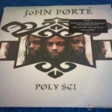 Discos de vinilo: JOHN FORTÉ - POLY SCI ( 2LP HIP HOP 1998 ) NUEVO Y PRECINTADO. Lote 98937988