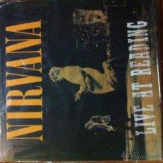 Discos de vinilo: NIRVANA- LIVE AT READING. Lote 39377968