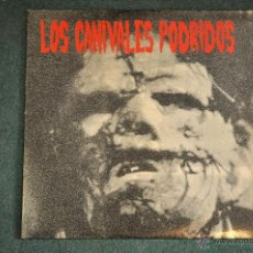 Discos de vinilo: LOS CANIVALES PODRIDOS - LA MILI NO ES PARA MI ! (RARISIMO!) . Lote 39384579