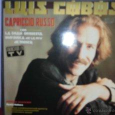 Discos de vinilo: LUIS COBOS LP SELLO CBS AÑO 1986. Lote 39386746