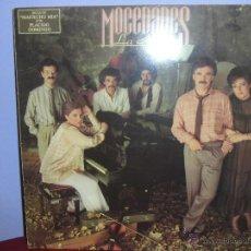 Discos de vinilo: MOCEDADES LP SELLO CBS AÑO 1983. Lote 39387493