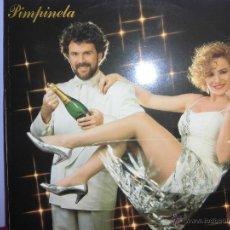 Discos de vinilo: PINPINELA LP SELLO EPIC AÑO 1921. Lote 39387659