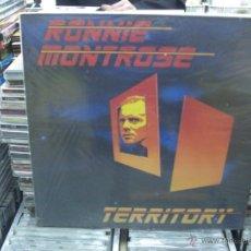 Discos de vinilo: RONNIE MONTROSE - TERRITORY - LP. Lote 39401025