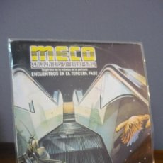 Disques de vinyle: MECO ENCOUNTERS OF EVERY KIND LP . Lote 39401038