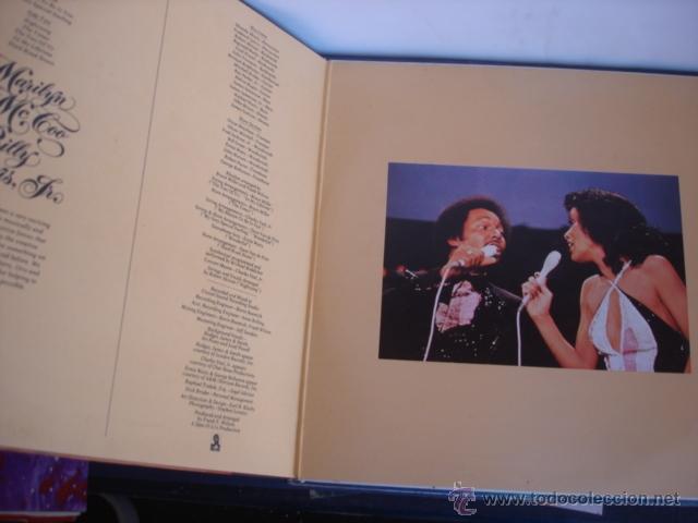 Discos de vinilo: Marilyn McCoo & Billy Davis Jr. ?– The Two Of Us PORTADA DOBLE - Foto 2 - 39404085
