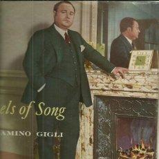 Discos de vinilo: BENIAMINO GIGLI 10¨ (25 CTMS.) DEL SELLO LA VOZ DE SU AMO AÑO 1956 EDITADO EN INGLATERRA. Lote 39407676