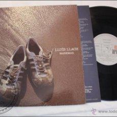 Discos de vinilo: LLUIS LLACH - MAREMAR - ARIOLA - 1985 - FABRICADO EN ESPAÑA - CONTIENE ENCARTE CON LETRAS. Lote 39415797