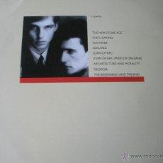 Discos de vinilo: LP-VINILO-ARCHITECTURE & MORALITY-MANIOBRAS ORQUESTALES-1981-9 TEMAS-DIN DISC LMTD.. Lote 39415878