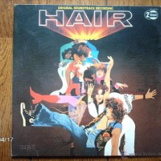 Discos de vinilo: HAIR - ORIGINAL SOUNDTRACK RECORDING . Lote 39432017