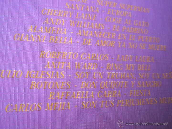 Discos de vinilo: ALBÚM-3 DISCOS-VINILO-CBS-10º ANIVERSARIO-10 AÑOS DE ÉXITOS-. - Foto 3 - 39440130
