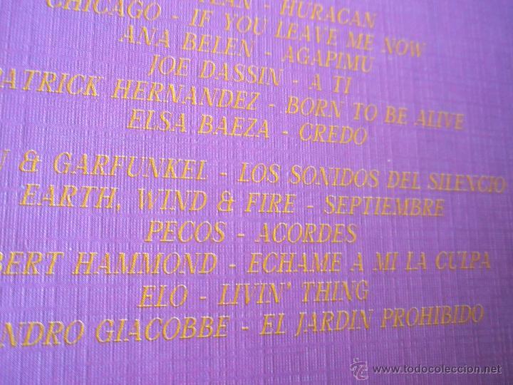 Discos de vinilo: ALBÚM-3 DISCOS-VINILO-CBS-10º ANIVERSARIO-10 AÑOS DE ÉXITOS-. - Foto 2 - 39440130