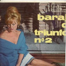 Discos de vinilo: LP 33 RPM /RITA PAVONE -LITTLE PEGGY -SYLVIE VARTAN -TITO MORA-CUARTETO CANDILEJAS/EDITADO RCA 1963. Lote 39428490