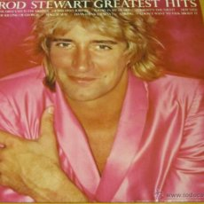 Disques de vinyle: ROD STEWART - GREATEST HITS VOL 1 - LP - WB 1979 GERMANY - FUNDA INTERIOR. Lote 39428611