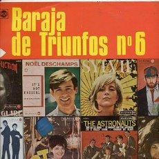 Discos de vinilo: LP 33 RPM / LIVERPOOL FIVE -THE ASTRONAUTS -LOS CHEYENES -NOEL DESCHAMPS // EDITADO POR RCA 1966. Lote 39429900