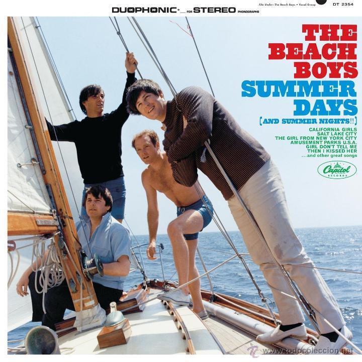 LP THE BEACH BOYS SUMMER DAYS( AND SUMMER NIGHTS) VINILO 180G (Música - Discos - LP Vinilo - Pop - Rock Extranjero de los 50 y 60)